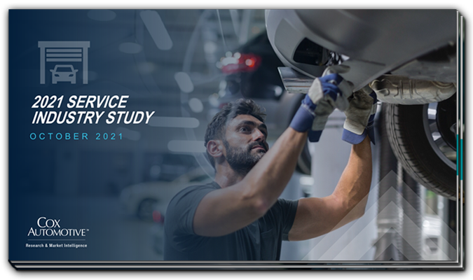 2021 Cox Automotive Service Industry Study