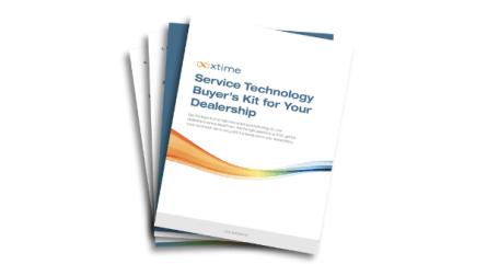 Service Technology Buyers Kit