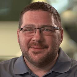 Matt Ketchum, Service Manager