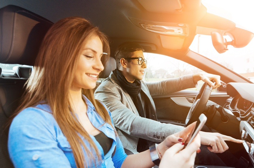 smartphone-automobile